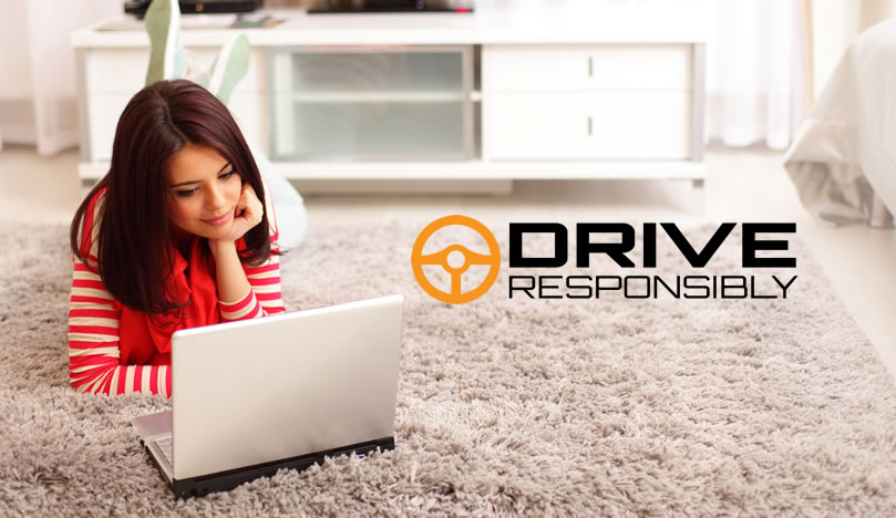 Drive Responsibly 4-hour On-Demand Defensive Driving Course